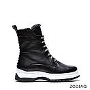 Ботинки женские зимние кожаные на шнурках b 8977-2s, фото 2