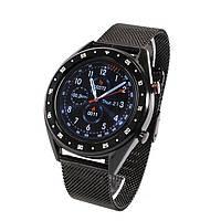 Смарт-часы Microwear L7 Metal Band Black