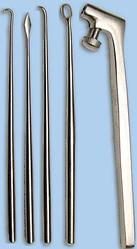 ОР 7-164 Набор ушных инструментов по Гартману