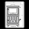 Турбо печь-камин Duval, фото 2
