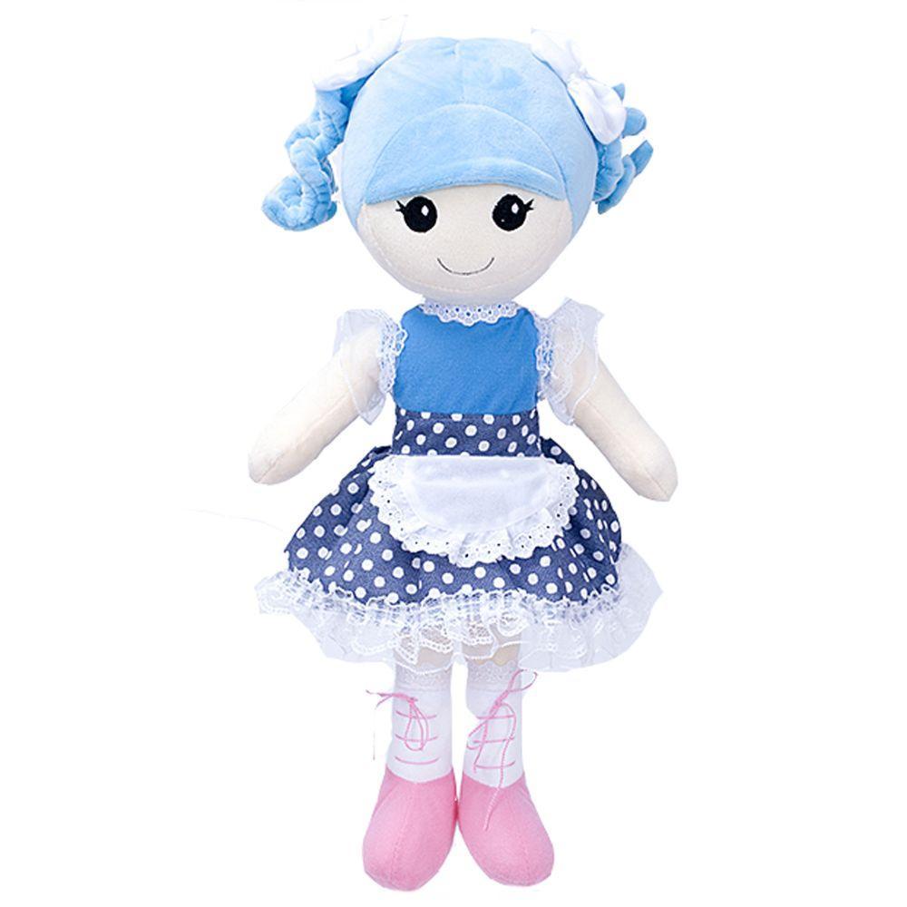 Кукла мягкая игрушка Кукла в сарафане 46 см Копица 00416-8