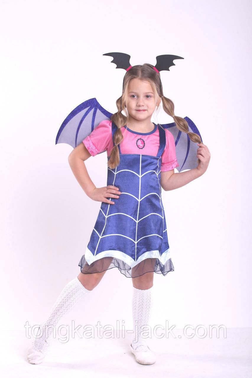 Платье Вампирины, прокат карнавальной одежды