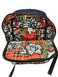 Джинсовый рюкзак Виноградов, фото 4