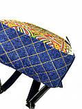 Джинсовый рюкзак МАРГАНЕЦ, фото 3