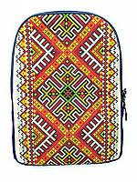 Джинсовый рюкзак МАРГАНЕЦ, фото 1