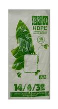 Пакет фасовка ЭКО  14*32  (10 мкм. 708 гр.)