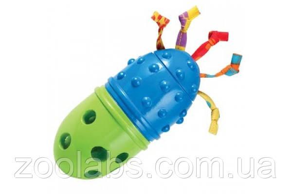 Игрушка для собак капсула для лакомства Petstages Calming Treat Capsule, фото 2