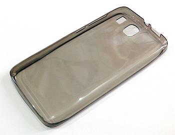Чехол для Huawei Y516 силиконовый ультратонкий серый