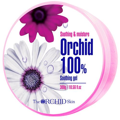 The ORCHID Skin Многофункциональный гель из 100% экстракта орхидеи Orchid 100% Soothing Gel