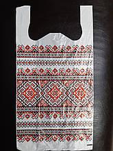 Пакет майка Вишиванка - рушник 30*55