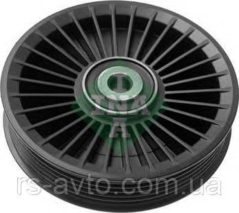 Ролик ремня генератора Спринтер / Sprinter /Вито 638 - AC) 2.1-2.7CDIс 2000 по 2006  INA 532010810 Германия, фото 2