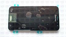 Дисплей с сенсором Samsung J320 Galaxy J3 Black оригинал, GH97-18414C, фото 2