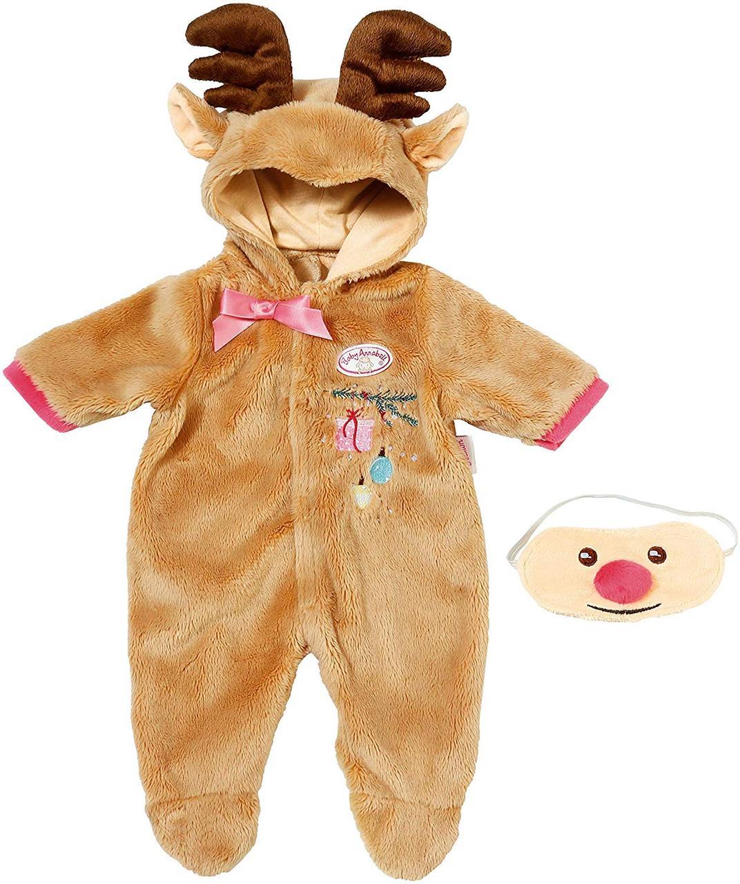 Одежда для Беби Борн Baby Born костюм оленя Zapf Creation 701157