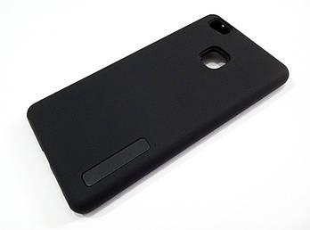Чехол противоударный Dual Pro для Huawei P9 Lite поликарбонат черный