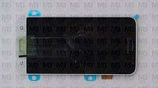 Дисплей с сенсором Samsung J320 Galaxy J3 White оригинал, GH97-18414A, фото 2