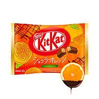 Kit Kat Chocolat Orange Упаковка
