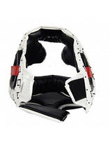 Боксерський шолом тренувальний PowerPlay 3044 Білий XL, фото 3