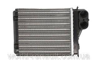 Радиатор печки системы охлаждения на Рено Дастер c 2010г. / NRF 54323