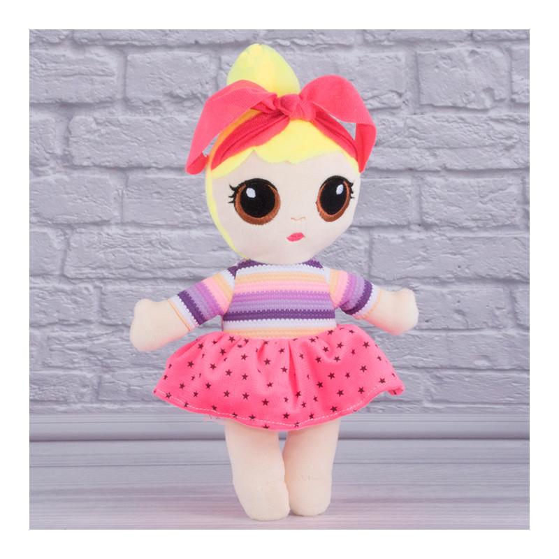 Кукла мягконабивная Девочка 002 Копица 00417-900