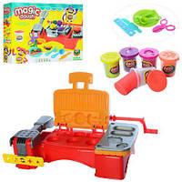Пластилин Барбекю MK 2746 детский игровой набор