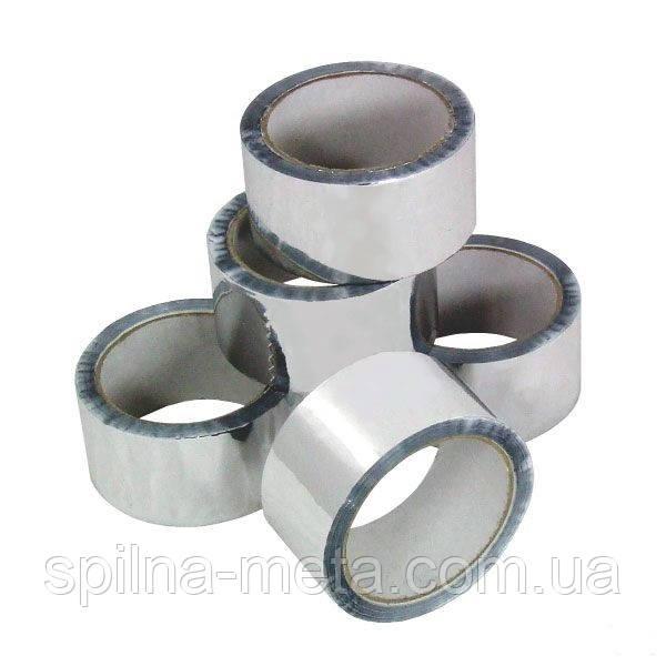 Алюминиевая клейкая лента, 50 мм 50 м