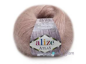 Alize Atlas, Светлая пудра №406
