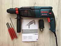 Перфоратор Bosch GBH 2-26 DFR (2 патрона · 4 режима · 800 Вт)