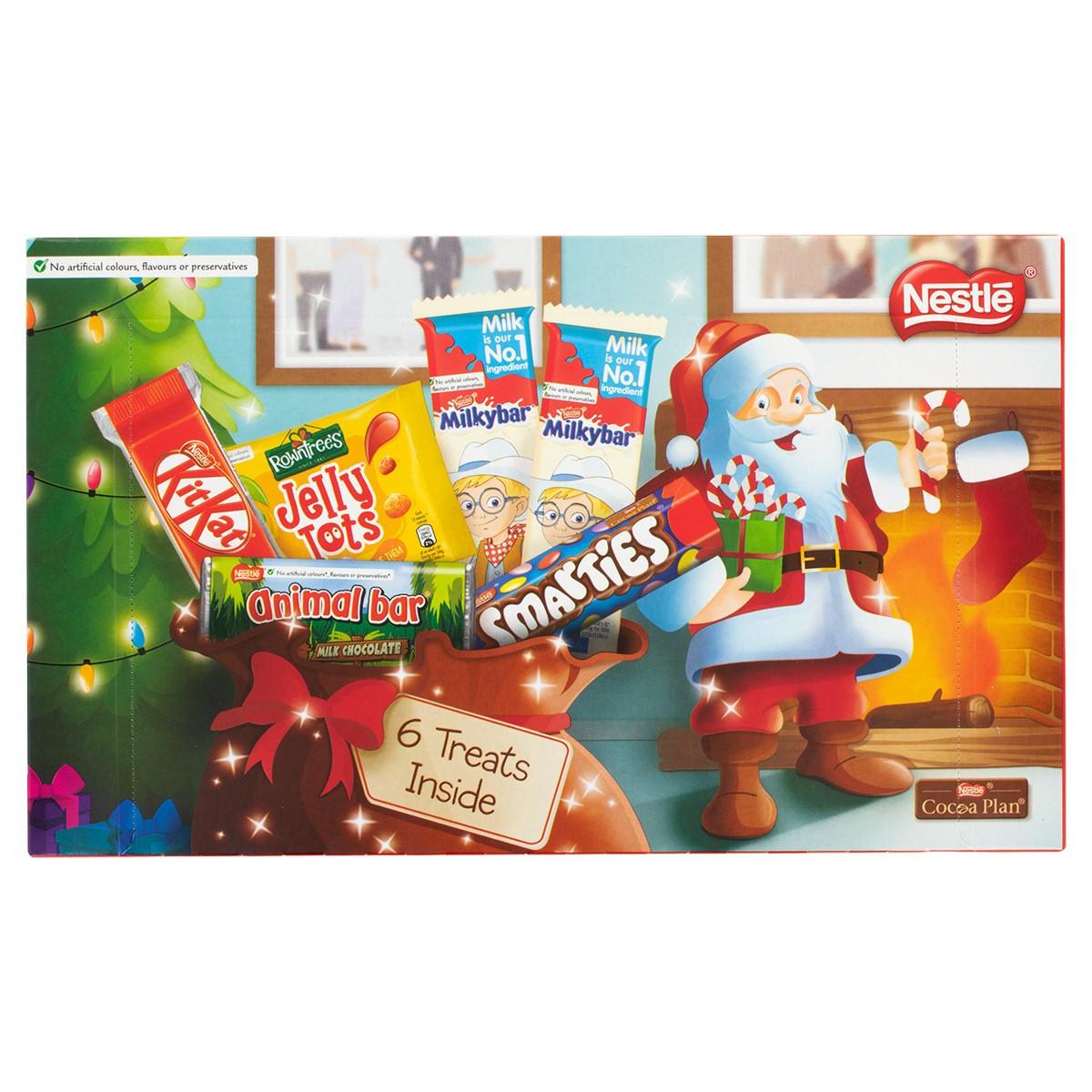 Коллекция сладостей Nestle Medium Selection 143 g