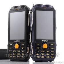TKEXUN Q8 , большой экран 3,5 дюйма, аккумулятор 18000 mAh.