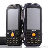 TKEXUN Q8 , большой экран 3,5 дюйма, аккумулятор 18000 mAh., фото 1