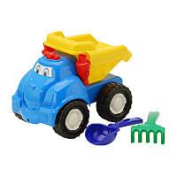 """Машинка детская - Самосвал """"Смайл"""" №1 0121 """"Color Plast"""""""