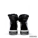 Ботинки женские зимние кожаные натуральный мех b 5547 - 2s, фото 3