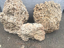 Камни для аквариума Спагетти