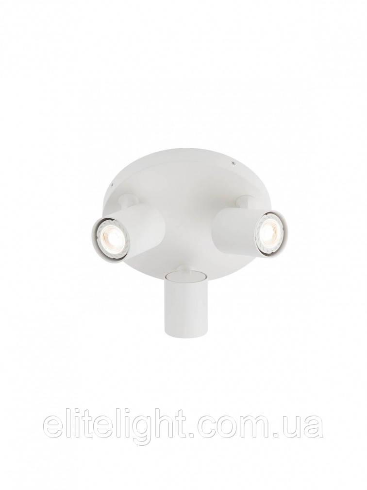 CAMEO PL RO 3X50W GU10 SAND WHITE
