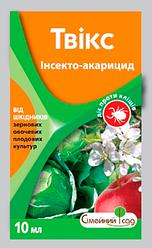 Инсектицид-акарицид  Твикс (Нурелл-Д) 10 мл Семейный Сад 1147