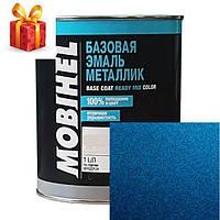 Автокраска Mobihel металлик 499 Ривьера.