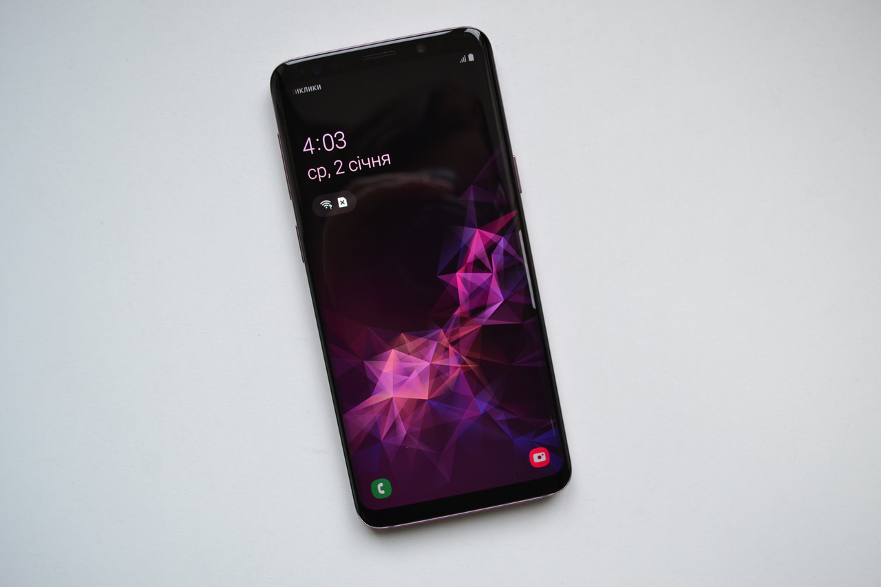 Samsung Galaxy S9 64Gb SM-G960U Lilac Purple Оригинал!