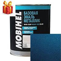 Автокраска Mobihel металлик 50343 синяя.