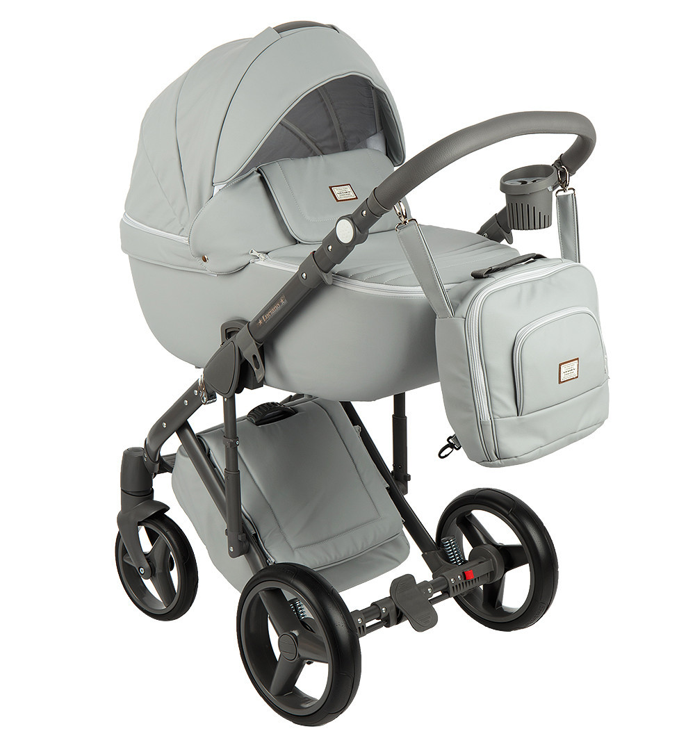 Детская универсальная коляска 2 в 1 Adamex Luciano Q101