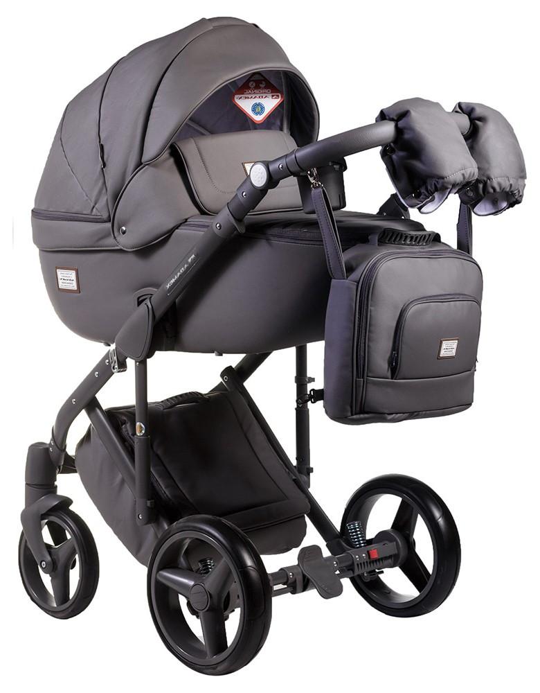 Детская универсальная коляска 2 в 1 Adamex Luciano Q102