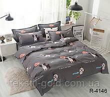 Комплект постельного белья R4146 ТМ TAG ранфорс хлопок 160х220