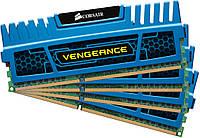 Память для компьютера Corsair 2GB DDR3 1600MHz PC3 12800U. Intel/AMD. Оригинал. Гарантия