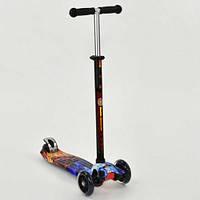 Самокат-кикборд Best Scooter Maxi 779-1314