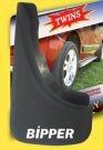 Брызговики на Peugeot Bipper 2 шт.
