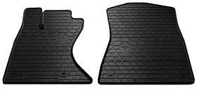 Коврики резиновые в салон Lexus GS-350 2011- (4wd) (2 шт) передние Stingray 1028052