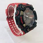 Мужские спортивные наручные часы Casio G-Shock (реплика) красные, фото 3