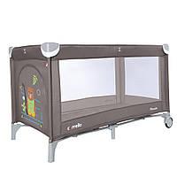 Манеж - кровать Tilly Carrello Piccolo CRL-9203/1