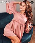 """Жіноча сукня """"Малина""""  від Стильномодно, фото 2"""