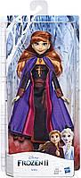 Кукла Анна Холодное сердце 2  Disney Frozen Anna Fashion Doll with Long Red Hair Hasbro