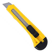 Нож канцелярский (большой) A490, на блистере